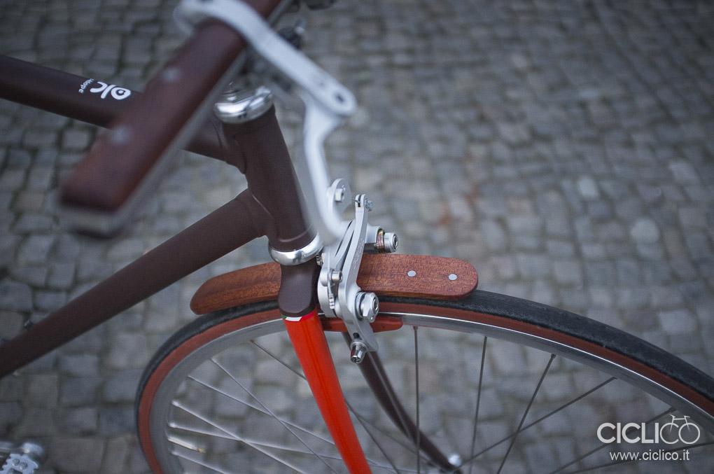 Officine Milani Firenze, Paul Comp. brake lever, Ciclico