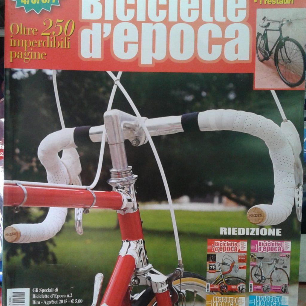 Biciclette d'Epoca, rivista, vintage, acciaio, Ciclico, Eroica