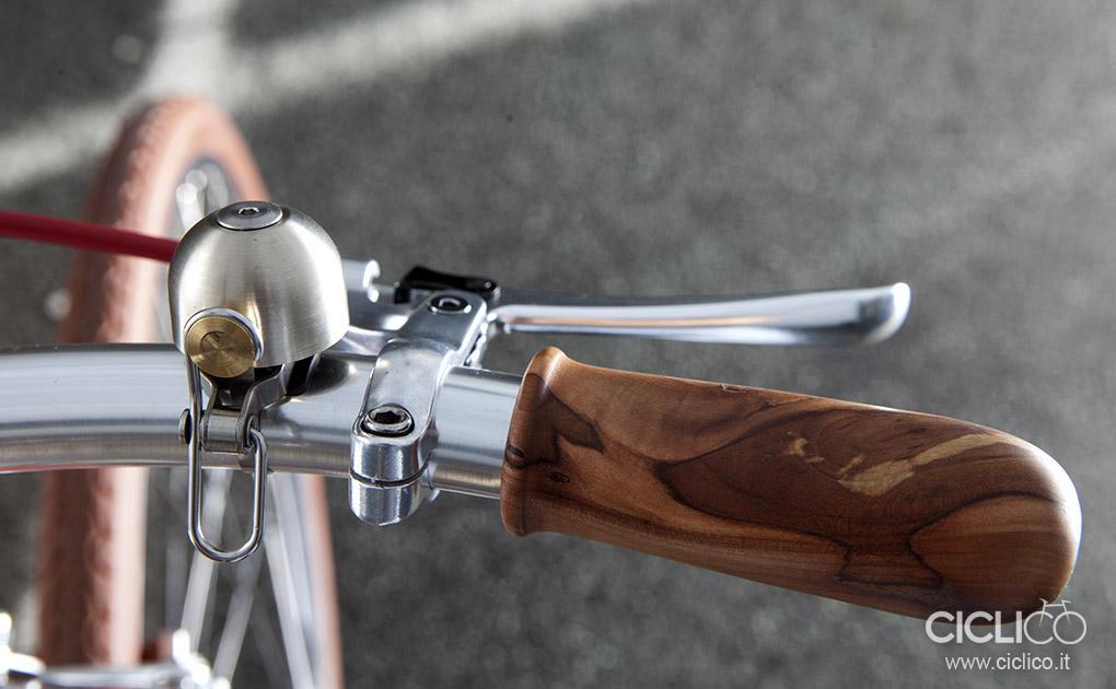 ciclico, urban bikes, singlespeed, BLB rainbow handlebar, Tektro FL750, Spurcycle bike bell