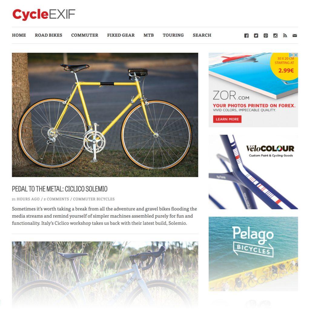 Cycleexif, Commuter bike