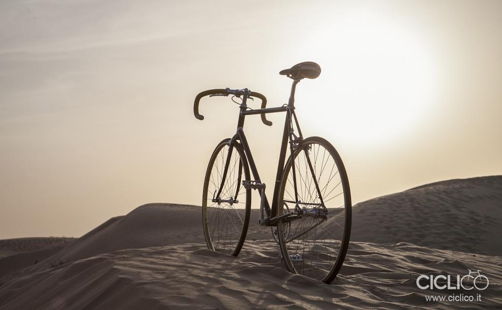 columbus, ciclico, custom bikes, almarc, cinelli, campagnolo athena, monoplaner, mavic record du monde de l'heure, mavic or, velo solo, singlespeed, campagnolo record, blb, brooks, denim, cambium, cromovelato, dubai